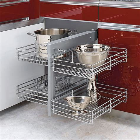 blind corners and blind corner cabinet organizer in pull out cabinet shelves