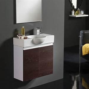 Exklusive Waschtische Bad : badm bel set g ste wc waschbecken waschtisch mit spiegel venezia 60cm ebay ~ Markanthonyermac.com Haus und Dekorationen
