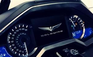 2020 Honda Goldwing Changes Motorelease