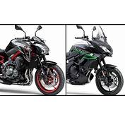 2019 Kawasaki Z900 & Versys 650 Launched In India