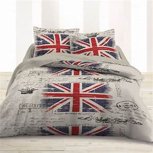 Housse De Couette Anglais : couette drapeau anglais ~ Medecine-chirurgie-esthetiques.com Avis de Voitures