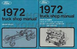 1969 Ford Pickup Truck Wiring Diagram Manual Reprint F 10f 25f 350
