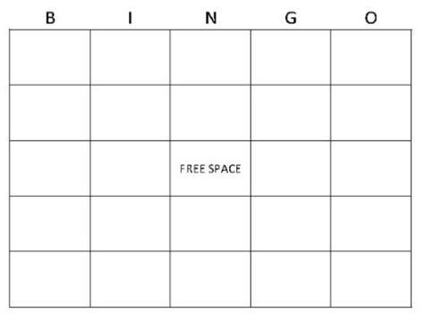 free bingo template 8 best images of printable bingo card generator free printable bingo card generator free