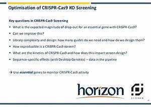 How Crispr U2013cas9 Screening Will Revolutionise Your Drug