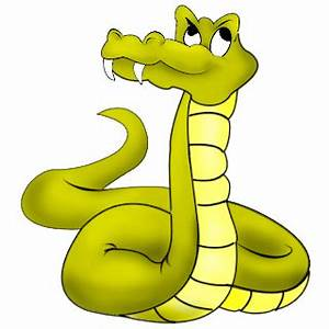 Cartoon Snakes Clip Art Page 2 - Snake Images