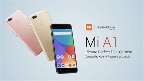 spesifikasi xiaomi a1 xiaomi mi a1 android one phone is official with flagship