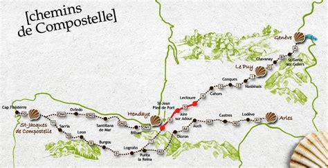 nos plus beaux voyages en europe 2 187 gr65 chemin de compostelle de lectoure 224 st jean pied de port