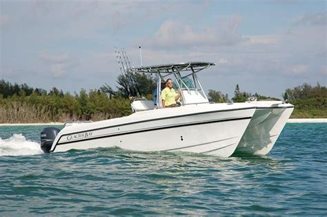Catamaran Fishing Boats by 5 Catamaran Fishing Boats Sport Fishing Magazine