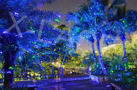 blue outdoor christmas lights blue landscape laser light with waterproof outdoor