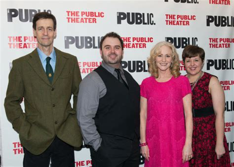 david caruso kellie toole annette o toole and jeff mccarthy open in public theater s