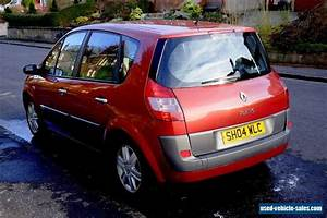 Renault Scenic 2004 : 2004 renault scenic for sale in the united kingdom ~ Gottalentnigeria.com Avis de Voitures