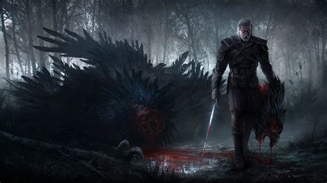 Animated Witcher 3 Wallpaper - witcher 3 wallpapers 4kwallpaper org