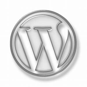 WordPress Logo Icon #097307 » Icons Etc