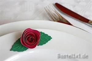 Rosen Aus Papier : romantische rosen aus papier ~ Frokenaadalensverden.com Haus und Dekorationen