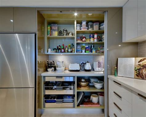10 Kitchen Pantry Design Ideas