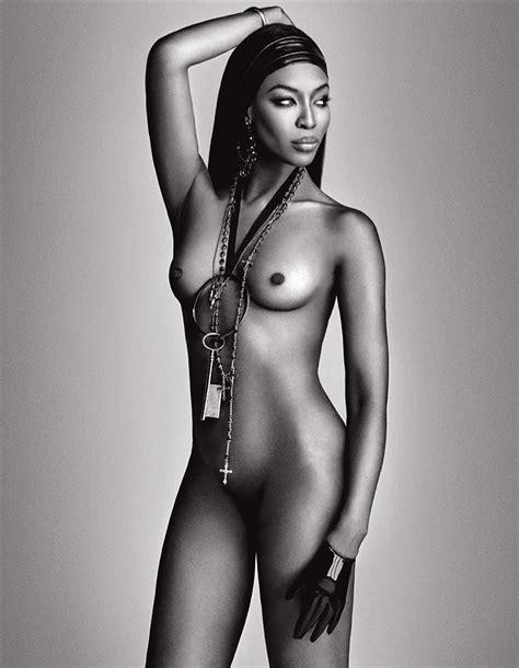 Lui Magazine Nudeluvian Nude