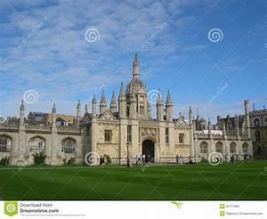 Cambridge University Editorial Image - Image: 50711920