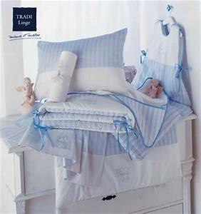 Drap Pour Lit Bébé : parures de lits linge de lit bebe mon petit lapin ~ Teatrodelosmanantiales.com Idées de Décoration