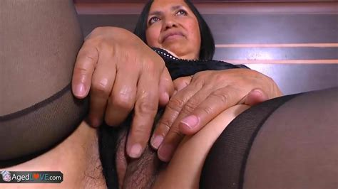 Agedlove Horny Mature Latina Chick Hardcore Sex Hd Porn