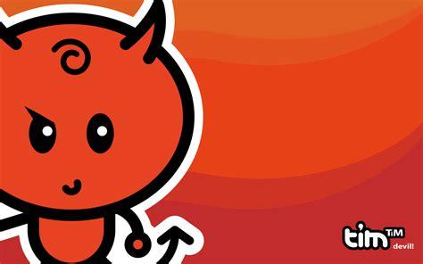 Devil Red Cute - Cliparts.co