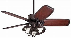 Ceiling fan cage light kit : Emerson lk boardwalk cage transitional ceiling fan light