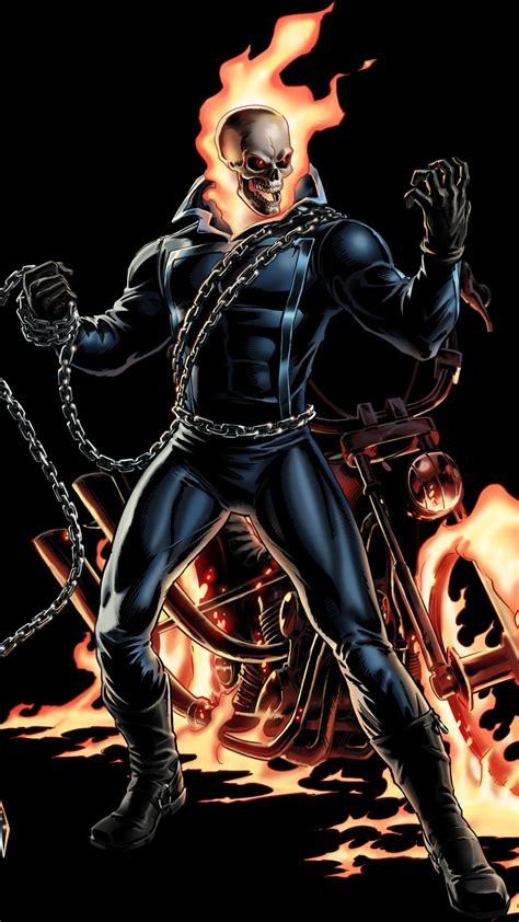 Ghost Rider Animated Wallpaper - ghost rider wallpaper for mobile walljdi org