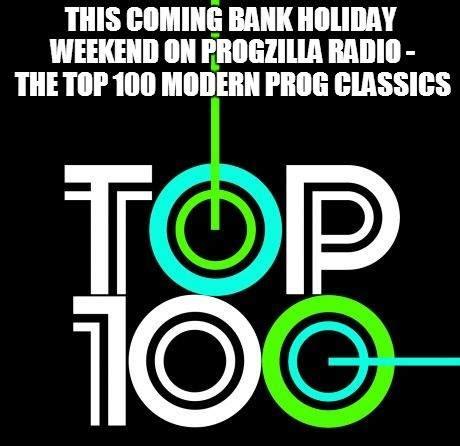 Top 100 Modern Prog Classics  The Rundown  Progzilla Radio
