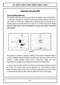 Lg Wd-1022c Service Manual