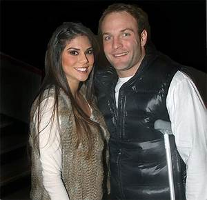 Wes Welker's wife Anna Burns - PlayerWives.com