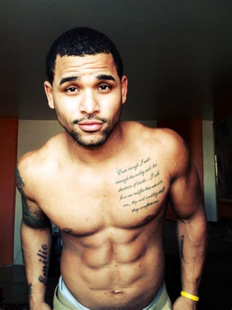 Chest Tattoos For Black Men  Tattoos Art