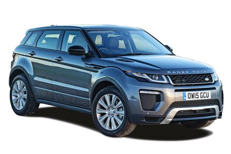 range rover evoque suv  review carbuyer