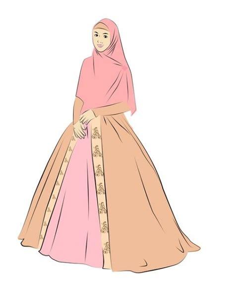 hijab syari kartun tutorial hijab terbaru
