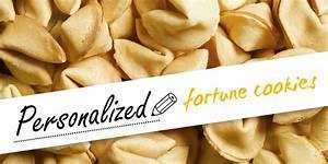 Custom Fortune Cookies | Fortune Cookies Toronto, Canada