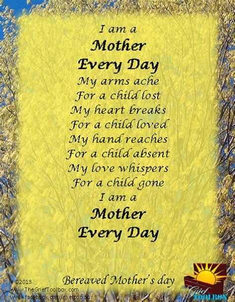 today  international bereaved mothers day  grief
