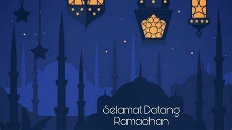 kumpulan ucapan menyambut bulan suci ramadhan selamat berpuasa bahasa arab inggris