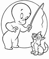 Ghost Coloring Pages Ghosts Casper Printable Drawing Clip Print Easy Pinkalicious Halloween Cat Filminspector Getdrawings Goblins They Ghouls Mention Did sketch template
