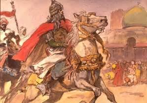 Saladin Crusades
