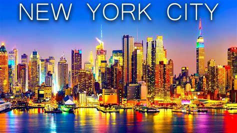 New York Americas Megacity Youtube