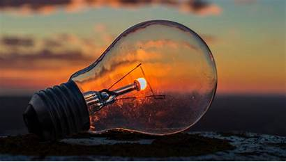 Bulb Sun Lampu Lighting Lights Wallpapers Lamp