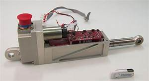 Flat Actuator Assembly By Tpa