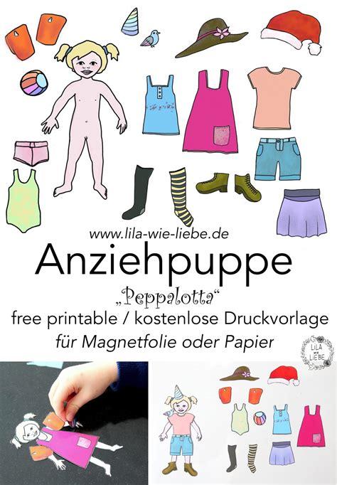 Jetzt stöbern und günstig online kaufen! Anziehpuppen Bastelvorlage - Anziehpuppen 60er Papierpuppen Anziehen Puppen : Oder ihr malt die ...