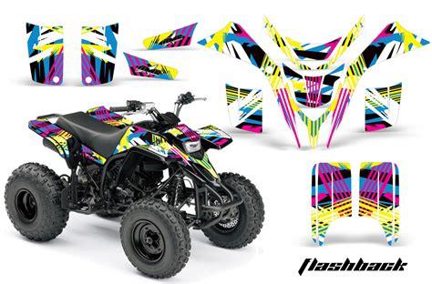 kit deco 200 blaster yamaha blaster yfs200 atv graphic kit
