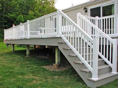 privacy fence vinyl deck railing lowes thehrtechnologist all about