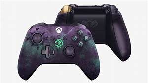 Limited Edition Sea Of Thieves Xbox One Controller
