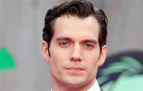 Henry Cavill Teases Black Superman Suit For 'justice