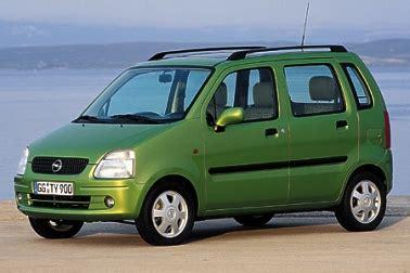 Opel Ag by Opel Ag Opel Agila 2000