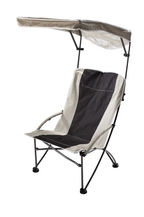 kmart chairs with canopy quik shade pro comfort folding high armchair black white
