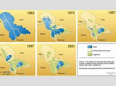 95 The Incredible Shrinking Lake Chad, That Is Big Think