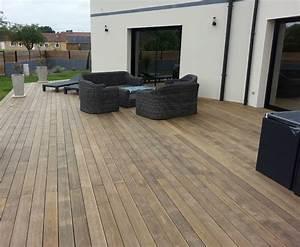 Installer Une Terrasse En Bois : installer une terrasse en bois en alsace misterbois ~ Farleysfitness.com Idées de Décoration