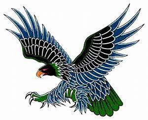 Hawk Tattoo | body art | Pinterest
